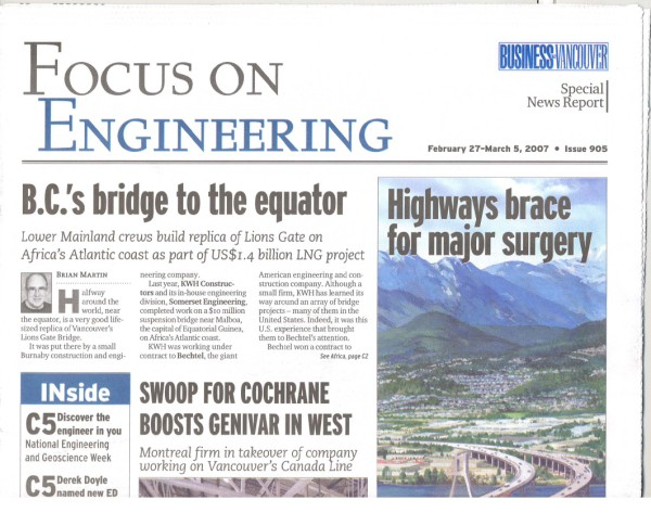 EGLNGSuspensionBridge-BusinessinVancouvernewspaper-Feb-27-07