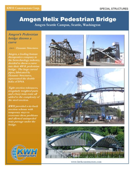 KWH - Helical Bridge - Special Structures
